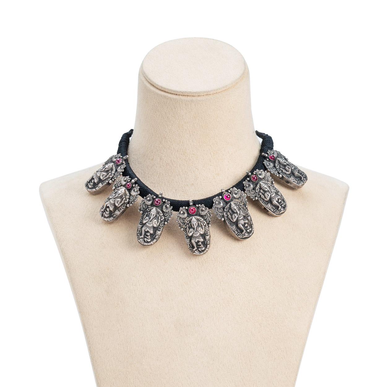 Silver-Necklaces