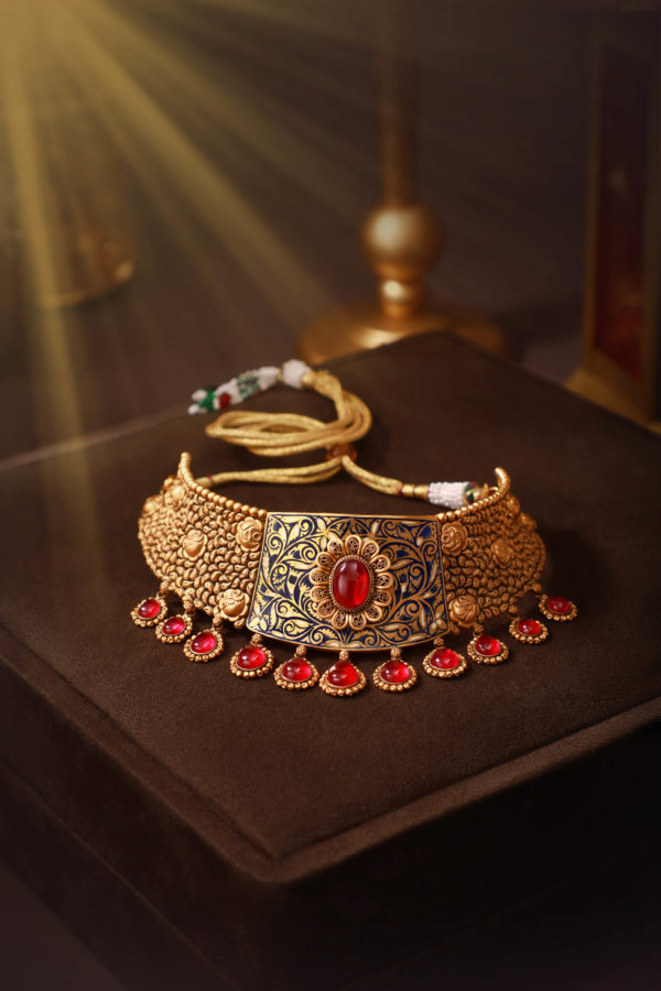 Set necklace